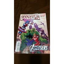 Secret Wars #4 Spider Gwen Agwengers En Español