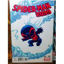 Spider-man 2099 #1 Variante De Skottie Young