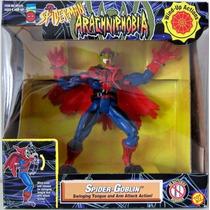Marvel Spider Man Arachniphobia Spider Goblin Boxset Toybiz