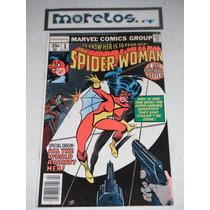 Spider-woman #1 -key Issue- 1°impresión 1978 ¡¡ En Ingles