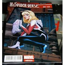 Spiderman Hombre Araña Spider Verse 2 Gwen Stacy