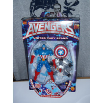 Avengers Captain America Toy Biz Marvel Legends Universe