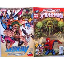 Marvel Aventuras Spider Man Vengadores # 18 Televisa Comics