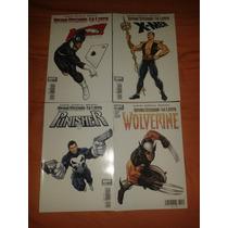 The List : Avengers, Punisher, Wolverine, Xmen, (dark Reign)