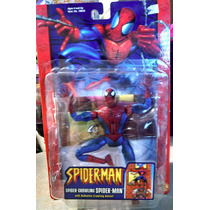 Marvel Spider-man Crawling Action Nuevo C10 1st Edition