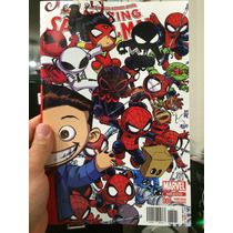 The Amazing Spiderman # 7 Portada Variante Young Televisa