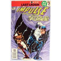 Impulse 79 (dc 2001) Joker Last Laugh Parte 9,ingles.