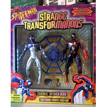 Marvel Spider-man Strange Transformations Cosmic & Symbiote