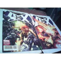 Avengers Vs X Men Tomo 4 Y 5 Ed Marvel Mexico
