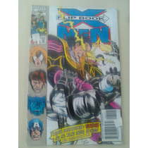 Comics De Coleccion Marvel X Men Flip Book Numero 61