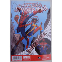Amazing Spiderman 6 (televisa 2015) No Ingles.
