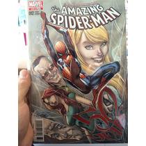 The Amazing Spiderman #12 Portada Variante De La Mole.