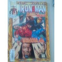 Comics De Coleccion Marvel Ironman La Venganza Del Mandarin