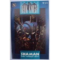 Batman Legends Of The Dark Knight 2 (dc 1989) Ingles.