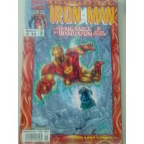 Comics De Coleccion Marvel Ironman La Venganza Del Mandarin2