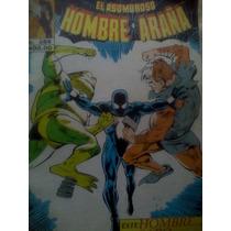 Comic Revista El Sorprendente Hombre Araña De Los 80