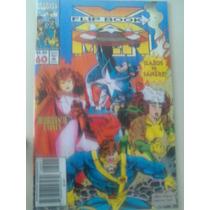 Comics De Coleccion Marvel X Men Flip Book Numero 60