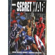 Secret War Marvel Mexico Monster Edition