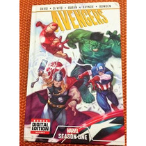 Avengers Season One Hc (2013 Marvel) 1-1st Nm