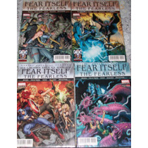 Fear Itself - The Fearless (1 Al 12) Completo