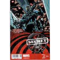 Marvel Secret Avengers #11 Marvel Mexico