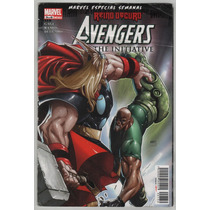 The Avengers The Initiative# 3-reino Oscuro- Edit Televisa