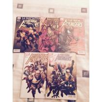 The New Avengers. Comics