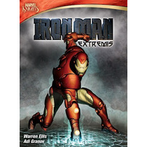 Iron Man (500 Cómics En Español) - Envío Gratis