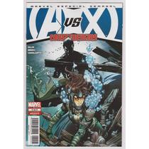 Avengers Vs X Men:consecuencias # 4 - Editorial Televisa