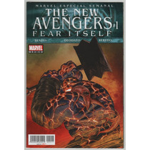 The New Avengers # 1 - Fear Itself - Editorial Televisa