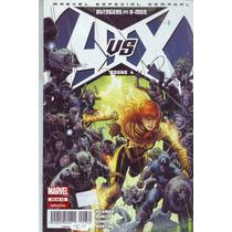 Avengers Vs X Men # 4, 8, 9, 10, Consecuencias Edit Televisa