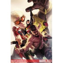 The Mighty Avengers #14 Y 17 Reino Oscuro, Marvel Televisa