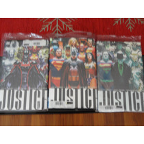 Comic Justice Alex Ross Hard Cover