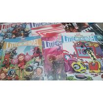Secret Wars, Avx Giantsize Little Marvel, Números Sueltos