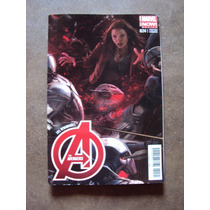 The Avengers #24 Portada Variante Age Of Ultron