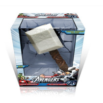 Lampara De Pared En 3d , Martillo De Thor De Marvel Comics