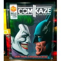 Comikaze Edición Especial Portada De Brian Bolland