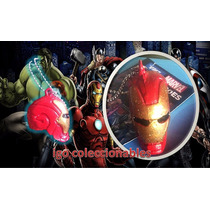 Dije Casco Ironman Marvel The Avengers Envió Gratis Igo