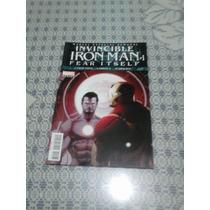 Invincible Iron Man 1 Fear Itself