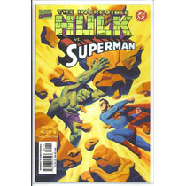 Incredible Hulk Vs. Superman #1 (1999) Nm+ 9.6 Tpb Hm4