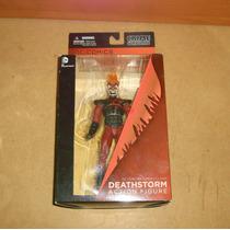 Deathstorm Dc Colectibles Super Villain Crime Syndicate