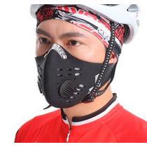 Mascara Anticontaminante Antifaz Táctico Motos Ó Ciclismo