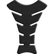 Protector De Tanque Para Moto Keiti Color Negro Carbono