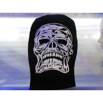 Mascaras Tipo Ninja 4 Diseños Diferentes Calaveras