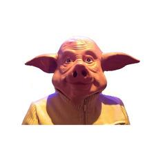 Máscaras Para Broma O Halloween De Cerdo 2 Modelos Distintos