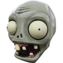 Mascara Plantas Contra Zombies Niño Y Adulto Halloween