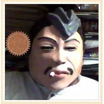 Máscara De Cantinflas!
