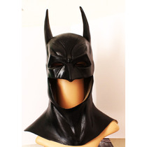 Batman Arkham Asylum Mascara De Latex