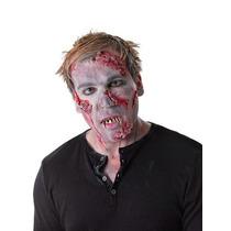 Zombie Costume - Dientes De Horror Termoplástico De Hallowe