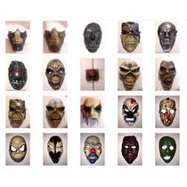 Mascara Slipknot Fibra De Vidrio,halloween,disfraz, Película
